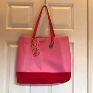 NWT Juicy couture pink bag